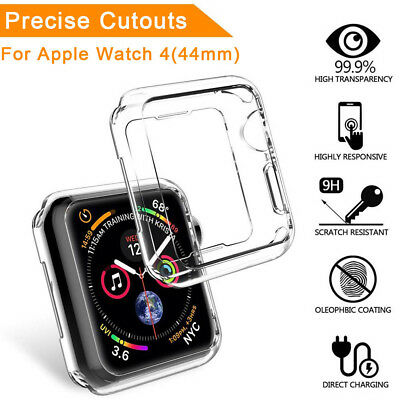 HD delgado TPU Funda protectora para paraforchoques de Apple Watch 4 40/ 4mm