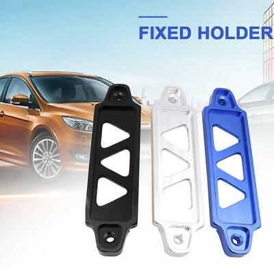 Car Battery Tie Down Bracket Hold Lock Anodized for HONDA CIVIC/CRX 1988-2000