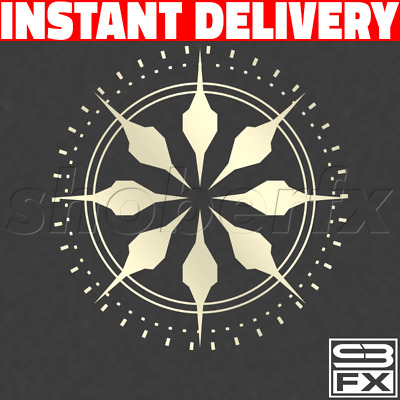 Destiny 2 Emblem MIST BLOSSOMS [PS4 XBOX PC] 24/7 INSTANT DELIVERY