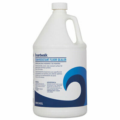Stain Resistant Floor Sealer, 1 Gal Bottle