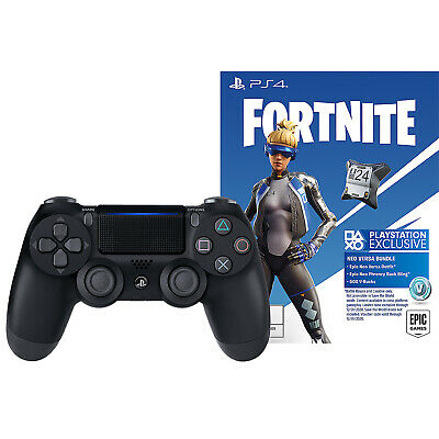 Fortnite Neo Versa DualShock 4 Wireless Controller Bundle [Brand New]