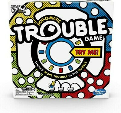 Trouble Games (Misc)