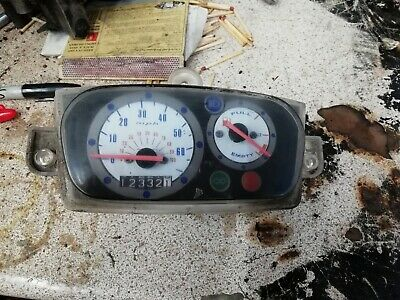 Yamaha BWS Next Gen Clocks Speedo Instruments B-Wizz Bee Wiss Breaking