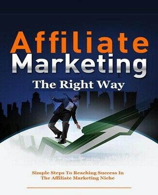 Affiliate Marketing for Beginners PDF E Book With Master Resell Rights