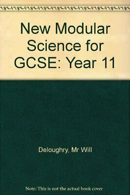 New Modular Science for GCSE: Patterns of Che... by Stirrup, Mr Martin Paperback