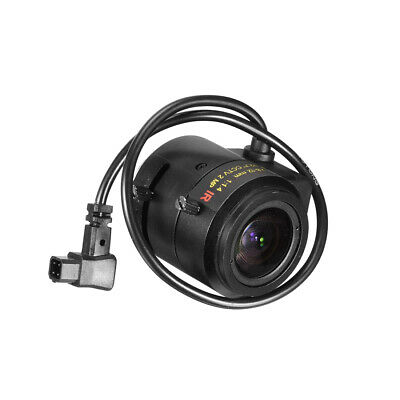 2.8mm-12mm 2MP F1.4 Auto CCTV Lens Wide Angle for CCD Camera