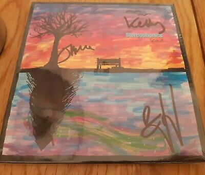 Stereophonics Deluxe Hand Signed Autograph Kind Cd Album 2019 Brand New Sealed