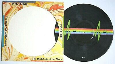 PINK FLOYD The Dark Side Of The Moon CAPITOL 1978 USA PICTURE DISC LP SEAX-11902