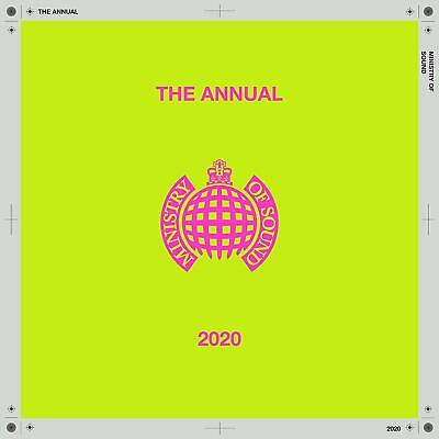 The Annual 2020 - Ministry Of Sound New 2 CD Box Set