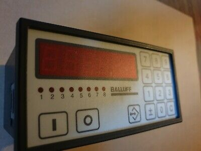 BALLUFF Digital Display BDD-CC 08-1-P-SSD -unused-