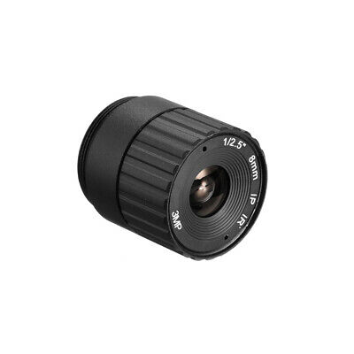 8mm 3MP F1.4 FPV Camera Lens Wide Angle for CCD Camera