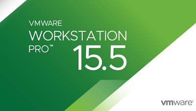 VMWARE Workstation 15.5 pro ,Lifetime ,Fully Licensed Version ,5 pc,s