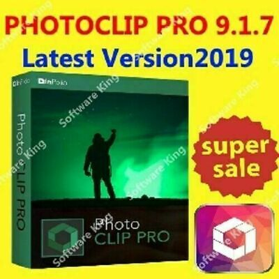 InPixio Photo Clip 9.1.7 PRO Latest Full Edition⭐Download link,serial key⭐3PCs