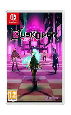 Dusk Diver (Nintendo Switch) - Day One Edition