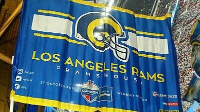 Cincinnati Bengals V  L.a Rams Nfl London 27/10/19 International Series Flag