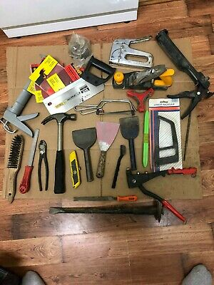 Job Lot Of DIY Tools Carboot Market Stock