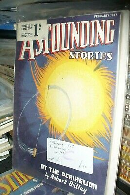 Astounding Stories Us Edition Feb + October  [2 Issues]