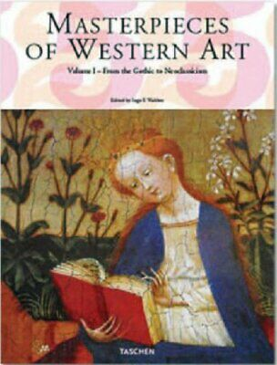 Masterpieces of Western Art Hardback Book The Fast Free Shipping