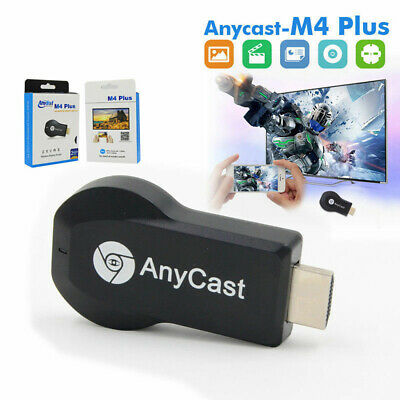 Airplay HDMI Dongle Wireless Adapter AnyCast M4&M2 Plus Wifi Display Receiver