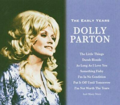Parton, Dolly - The Early Years - Parton, Dolly CD KQVG The Fast Free Shipping