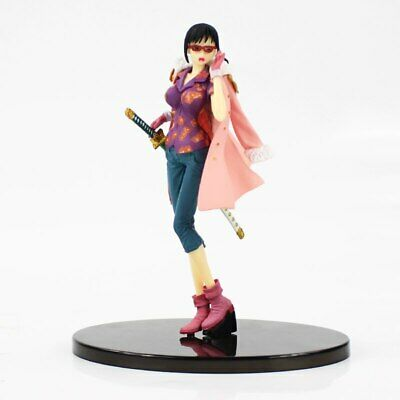 BIG Top War Smoker  ONE PIECE Vol.6 Zero SCultures PVC Figure