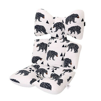 Stroller Cushion Seat Cover Mat Liner Mat Pad High Chair Mat Protector