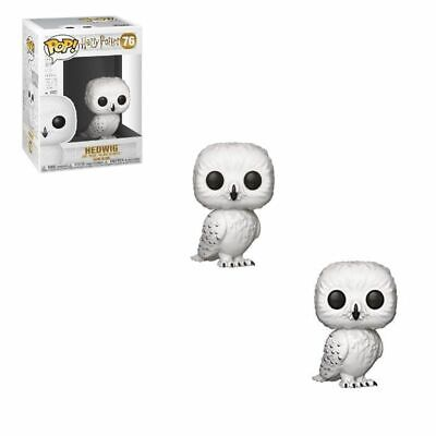Figurines Pop Vinyl Harry Potter S5 Hedwig Collectible Figure 35510 Personnage