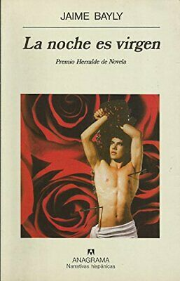 Noche Es Virgen by Bayly, Jaime Paperback Book The Cheap Fast Free Post