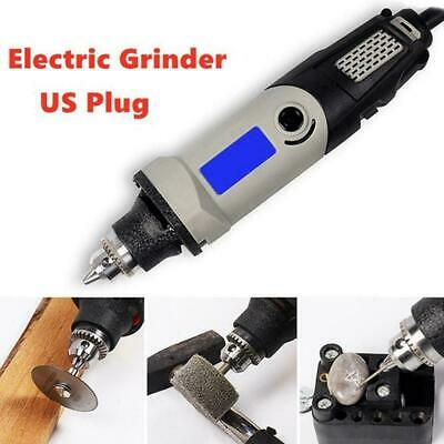 220V /110V Electric Die Grinder Power Drill 6 Variable Power Rotary Speed E9W2