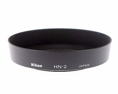 Nikon genuino 52mm HN-2 Parasol Para 28mm//35-70mm nuevo estilo carta