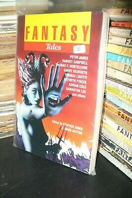 Fantasy Tales Us/Uk Digest Magazine 1984-91 [5 Issues]