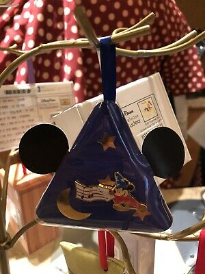 New Disney Parks Pin (2019 Holiday Gifting - Sorcerer Mickey) Limited Release
