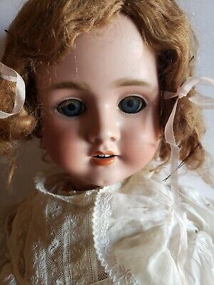 Antique Schoenau & Hoffmeister Bisque Doll