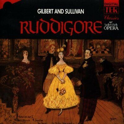 Ruddigore - Complete Recording -  CD Y9VG The Cheap Fast Free Post The Cheap