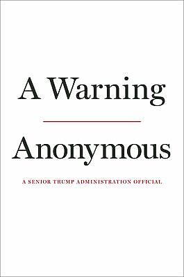 A Warning Hardcover - November 19, 2019 1538718464 Trump presidency