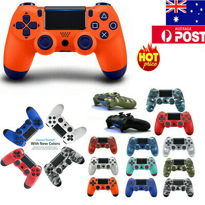 Wireless Bluetooth DualShock For Playstation 4 Controller For Sony PS4 Gamepad