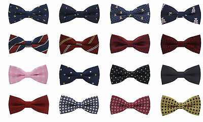 Fashion Boys Girls Bowtie Party Multi Color Wedding Party Bow Tie Children New