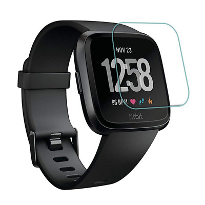 Fitbit Versa/Versa Lite Edition Foil Display Cover Protection Hart-Glas Foil 9H