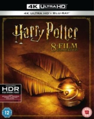 Harry Potter Complete Collection 4K Ultra HD <Region 2 DVD, sealed>