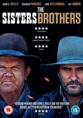 The Sisters Brothers <Region 2 DVD, sealed>