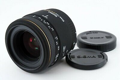 Sigma 50mm f/2.8 EX DG Macro Lens for Canon EF Mount From Japan #508976