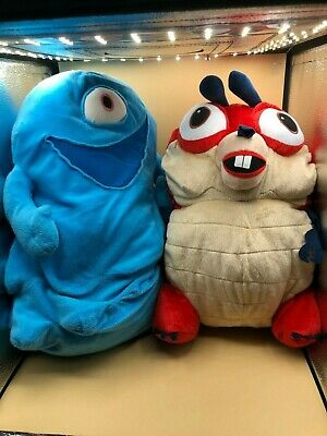 Large Monsters Vs Aliens Bob The Blob Insectosaurus Plush Soft Stuffed Toy Doll 17 80 Picclick Uk