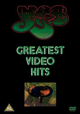 Yes: Greatest Video Hits [DVD] - DVD  N1LN The Cheap Fast Free Post