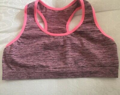 ACTIVE Keep Fit Top / Bra AGE 12 - 13 Years Ex Cond