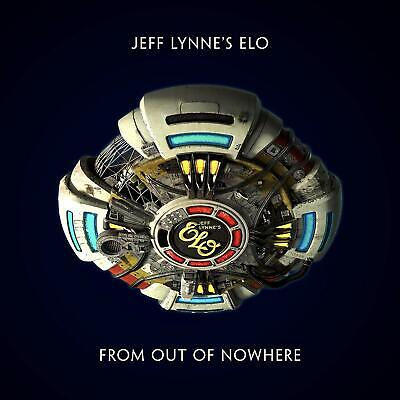 Jeff Lynne's ELO - From Out of Nowhere (NEW GOLD VINYL) Deluxe Hollogram