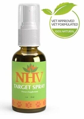 NHV Natural pet products - Target Spray