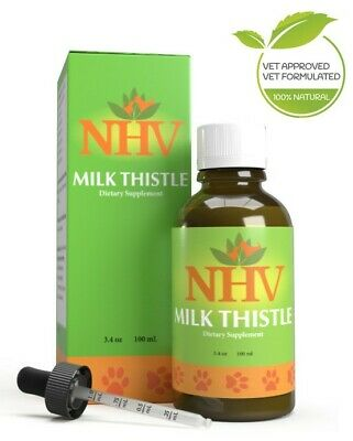 NHV Natural pet products - Milk Thistle