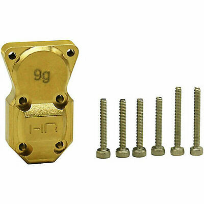 Hot Racing Brass Diff Cover SCX24