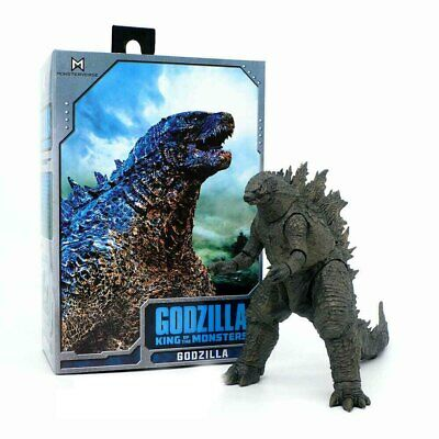 NECA Godzilla 2019 King Of The Monsters PVC 18cm Action Figure Model Statue Toy