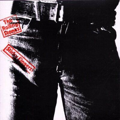 Rolling Stones - Sticky Fingers - Rolling Stones CD 5NVG The Cheap Fast Free The